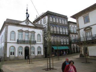 Câmara Municipal de Valença, donde se celebró la segunda sesión del Encuentro