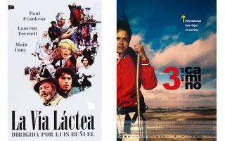 La Vía Láctea de Luis Buñuel, y Tres en el Camino de Laurence Boulting