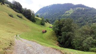 De camino a Flüeli-Ranft