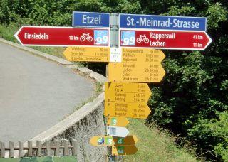 Panel indicador de caminos