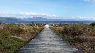 Playa de Langosteira, Fisterra.