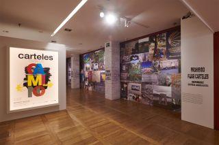 Exposición «Carteles para un Camino, 100 años de ilustración jacobea», Biblioteca Nacional de Madrid