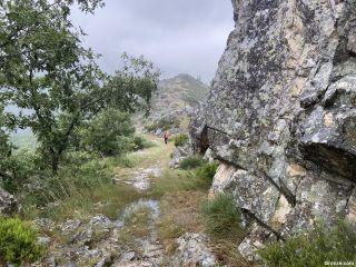 Vía Saliámica, calzada romana