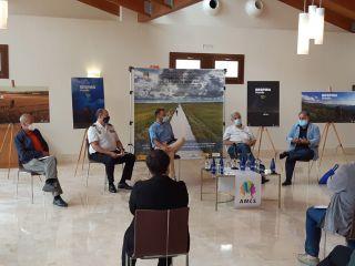 Sesión del encuentro de Villafranca del Bierzo.