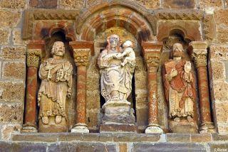 Iglesia de Santa María de Piasca.