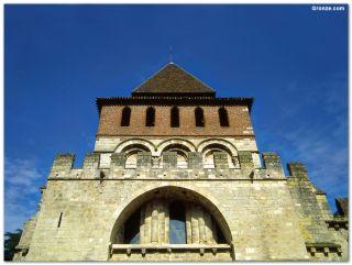 Abadía de Saint-Pierre, Moissac
