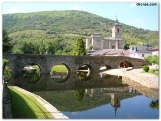 Puente de los Peregrinos, Molinaseca