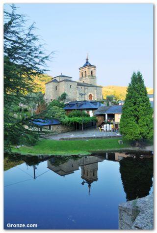 Santuario Virgen de las Angustias, Molinaseca