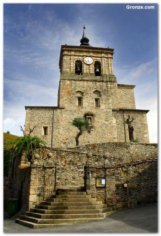 Iglesia de San Nicolas, Molinaseca