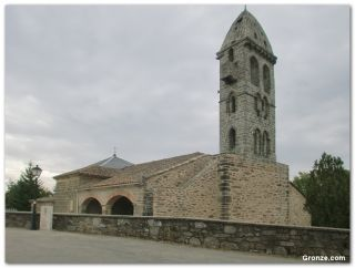 Iglesia de Nuestra Señora de la Asunción, Mombuey