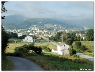 Vista de Mondoñedo