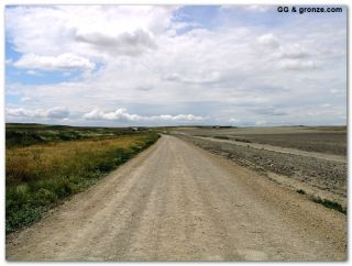 De camino a Peñalba