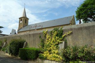 Iglesia de Monlezun