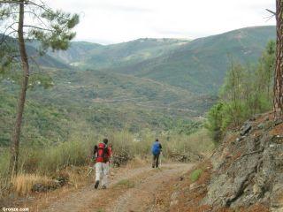 De camino a Montefurado