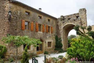 Puerta medieval, Montferrand