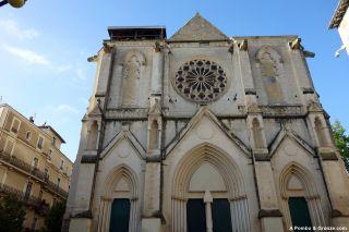 Iglesia Saint-Roch, Montpellier
