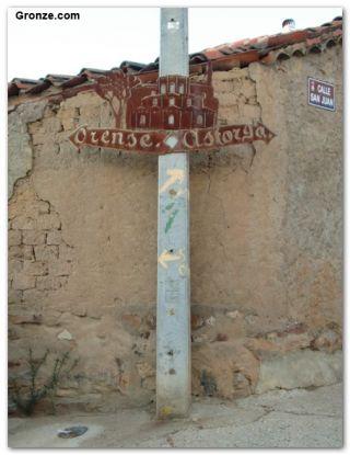 Bifurcación del camino, Granja de Moreruela