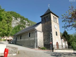 Iglesia de Motz