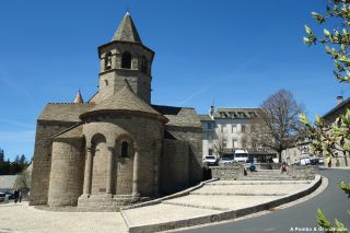 Iglesia de Sainte-Marie, Nasbinals