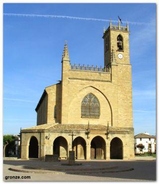 Iglesia de San Juan Bautista, Óbanos