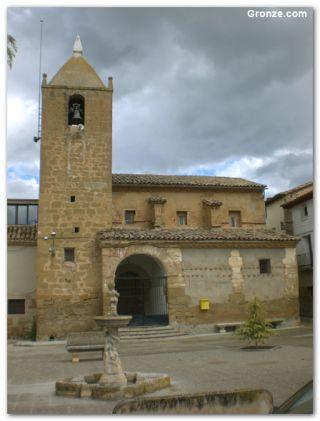 Iglesia de Santa Cruz, Ola
