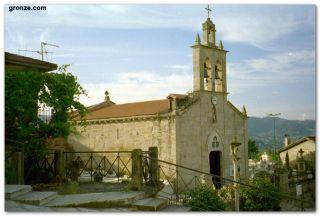 Iglesia de Cudeiro (por Tamallancos)