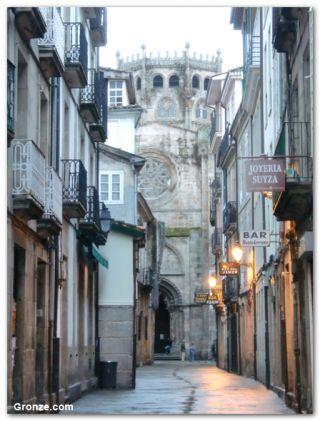 Casco antiguo de Ourense