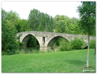 Puente de la Magdalena, Pamplona