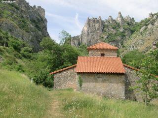 Ermita del Santo Cristo, de camino a Pancorbo