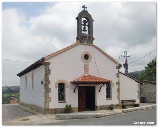 Capilla de San Roque, Pando