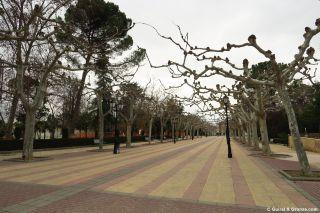 Paseo de la Fuensanta, Alcaudete