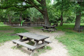 Parque del Lac des Carolins, de Pau a Lescar
