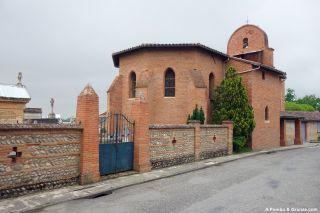 Iglesia Saint-Jacques, Pechbusque