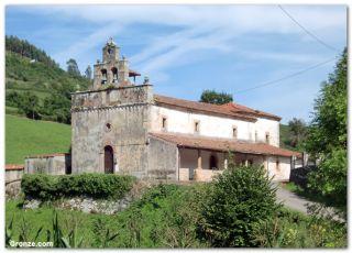 Iglesia de Pernús
