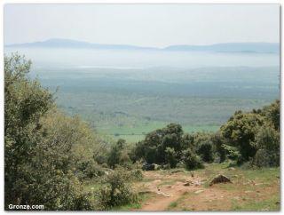 Vista al Campo Charro