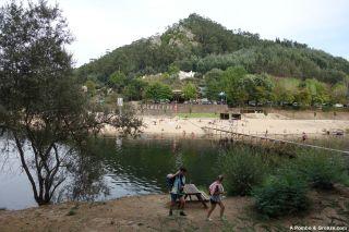 Playa fluvial do Reconquinho, Penacova