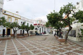 Plaza de la Constitución, Trigueros