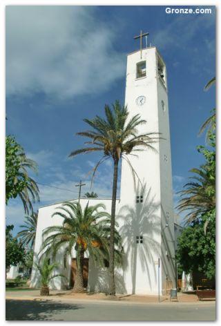Iglesia de Poble Nou del Delta