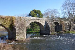 Ponte de Lagoncinha, sobre el río Ave