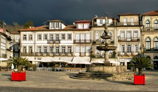 Plaza Largo de Camões
