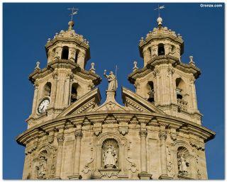 Santuario de la Virgen Peregrina, Pontevedra