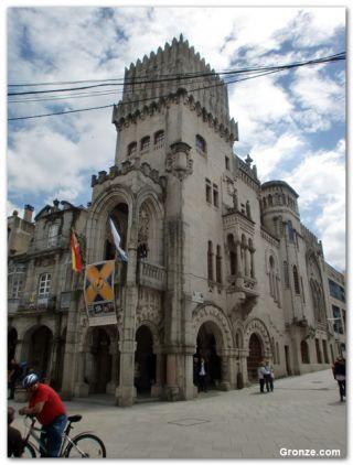 Ayuntamiento de O Porriño