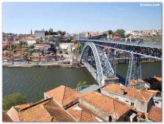 Porto desde Vila Nova de Gaia