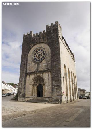 Iglesia de San Nicolás, Portomarín