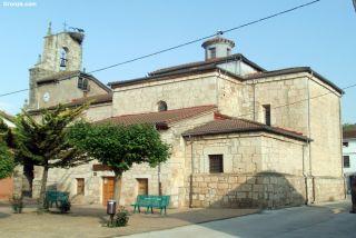 Iglesia de Prádanos de Bureba