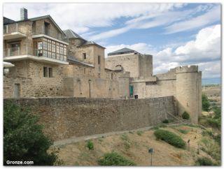 Casco antiguo de Puebla de Sanabria