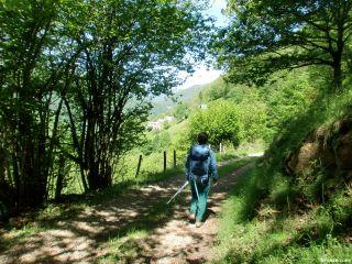 Descenso del Col de Portet-d'Aspet