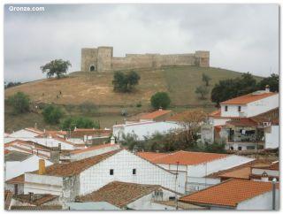 Castillo medieval, El Real de la Jara