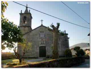 Iglesia de San Bartolomeu de Rebordans