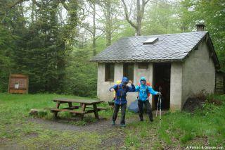 Refugio Salavert, de camino a Les Crouzettes